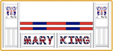 Mary King Team GB Jump
