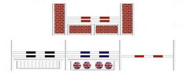 Combination Wall Course