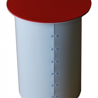 Litter Bin with Table Top