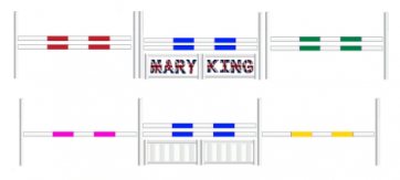 Mary King Practice Set