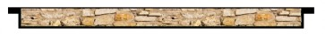 Rustic Wall Working Hunter Plank