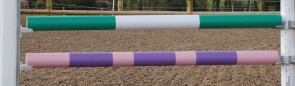 1.8 metre Multi Colour Design Pole