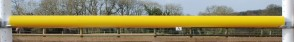 2.4 metre Single Colour Pole