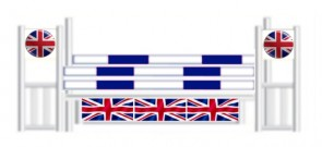 Union Jack Spread Jump