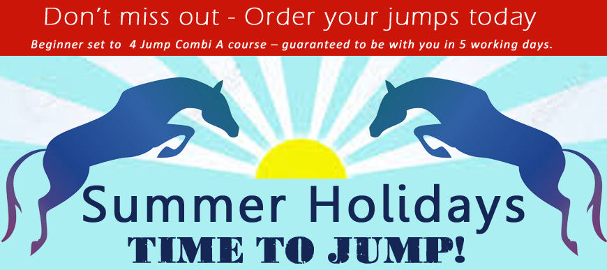 Buy your horse jumps today!