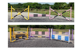 Complete Show Jumping Courses