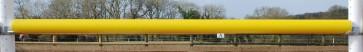 2.4 metre Single Colour Pole