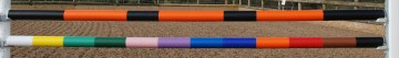 3.5 metre Multi Colour  Design Pole