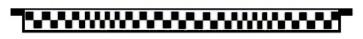 Chequer Board Plank