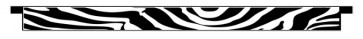Zebra Plank