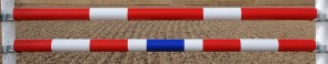 2.4 metre Multi Colour Design Pole