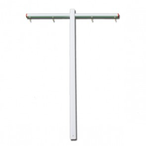 4ft Gibbet with Four Hooks