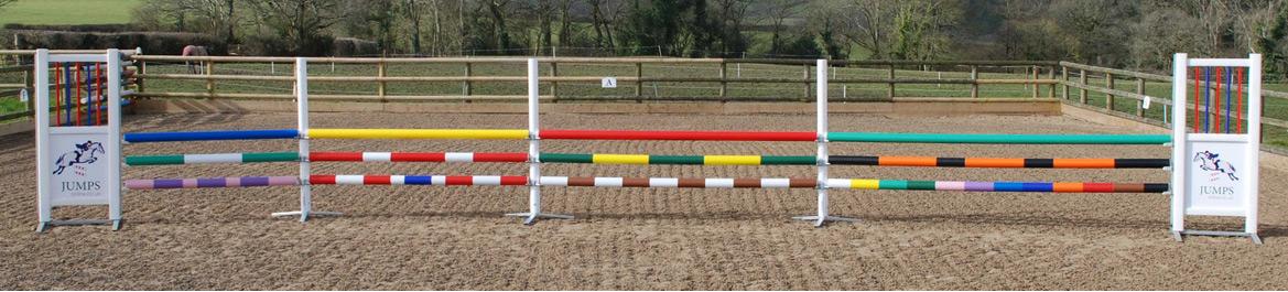 Show Jumps Poles